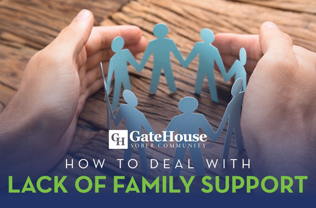 How to Deal with a Lack of Family Support